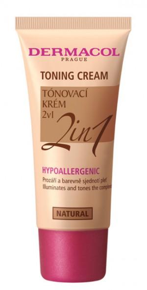 Toning Cream 2in1