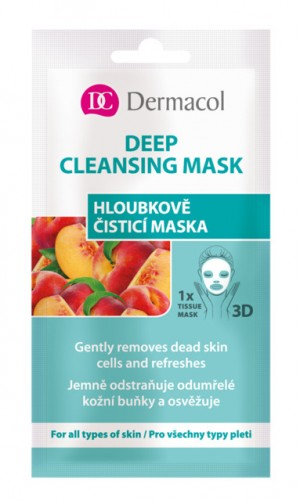 3d Deeply Cleansing Mask