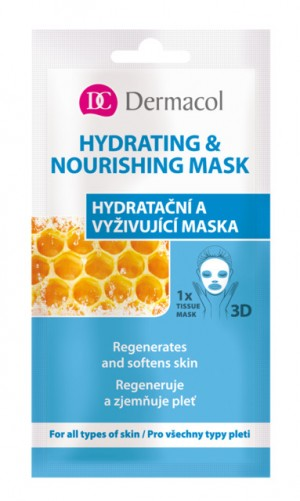3d Hydrating and nourishing Mask