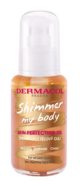 Shimmer my body Skin perfecting oil