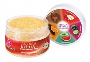 Aroma Ritual Embracing Body Scrub Apple & Cinnamon