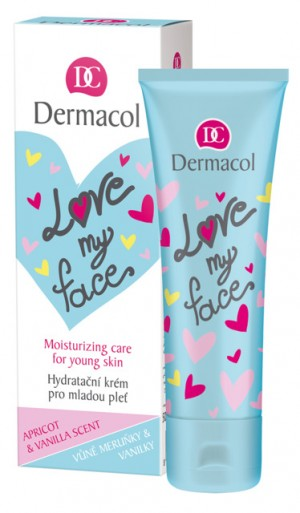 Love My Face – Moisturizing Care For Young Skin
