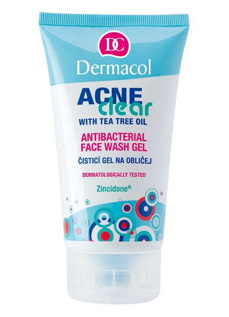 Acneclear Antibacterial Face Wash Gel
