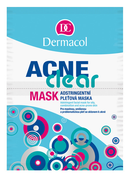 Acne Clear Face Mask