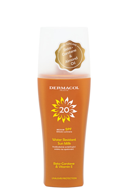 Water Resistant Sun Milk SPF 20 Spray