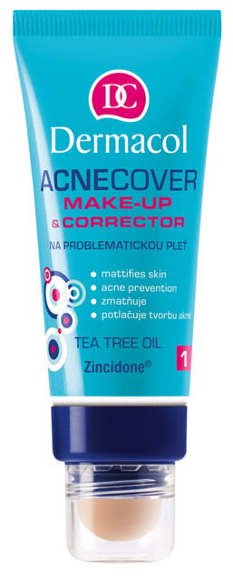 Acnecover Makeup and Corrector