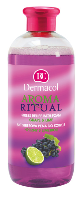 Aroma Ritual Stress Relief Foam Bath Grape