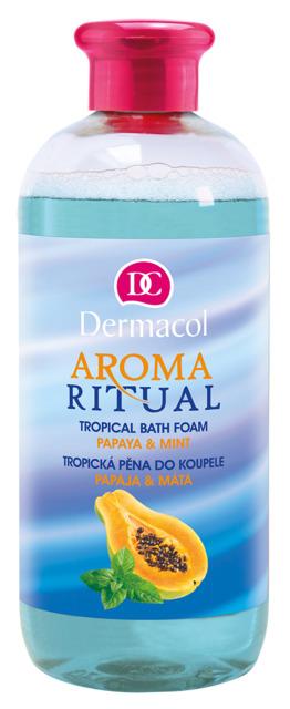 Aroma Ritual Tropical Bath Foam Papaya