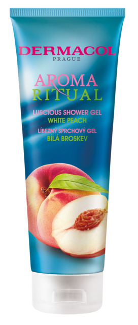 Aroma Ritual Shower Gel White Peach