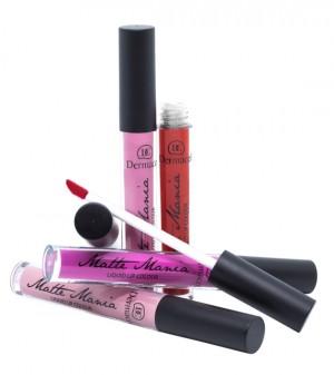 Matte Mania Lip Colors