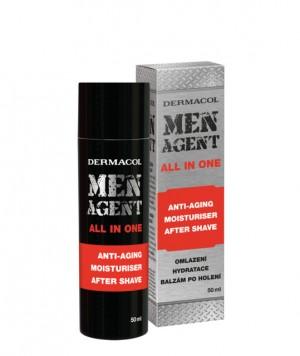 Men Agent Anti-Ageing Gel Cream