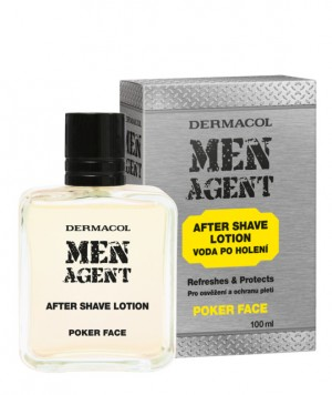 Men Agent After Shave Lotion