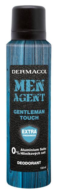 Men Agent Deodorant Gentleman Touch