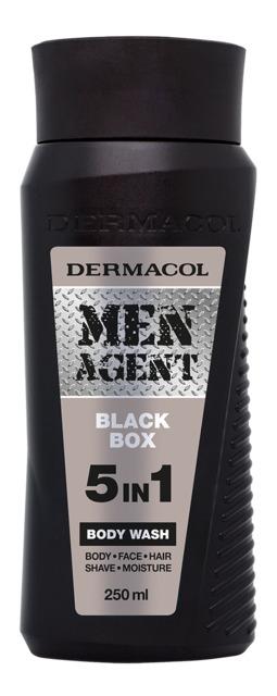 Men agent shower gel black box