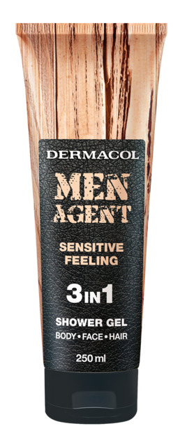 Men Agent Shower Gel