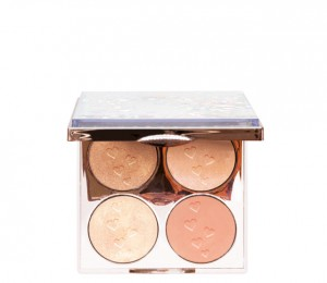 Multi purpose brightening palette