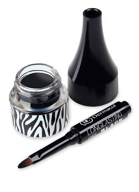 Long Lasting Black Sensation Gel Eyeliner