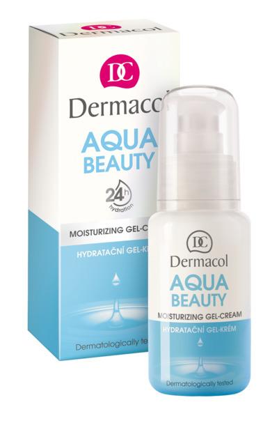 Aqua Beauty Moisturizing Gel Cream