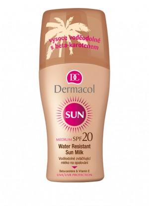 Water Resistant Sun Milk SPF 20